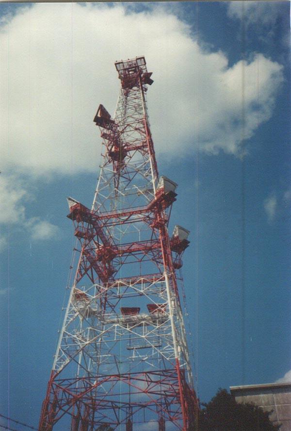 At Amp T Microwave Station Quinton Salem County Nj