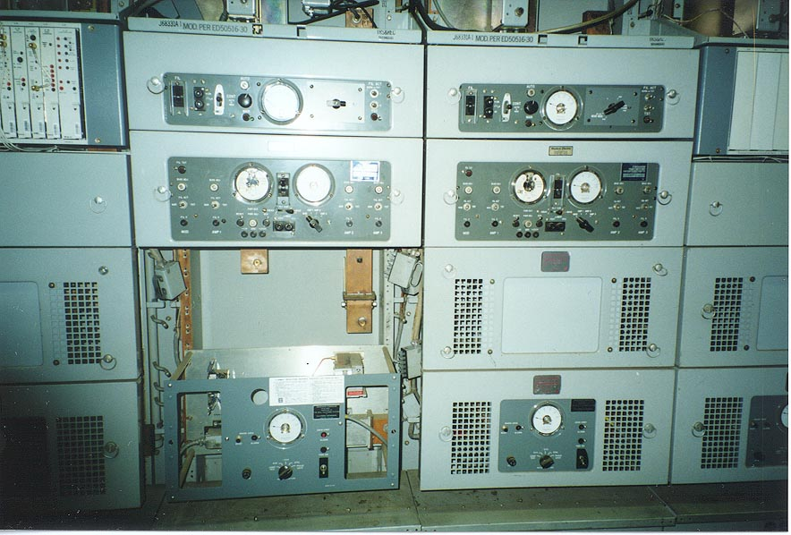 At Amp T Microwave Station Vernal Wyoming County Ny